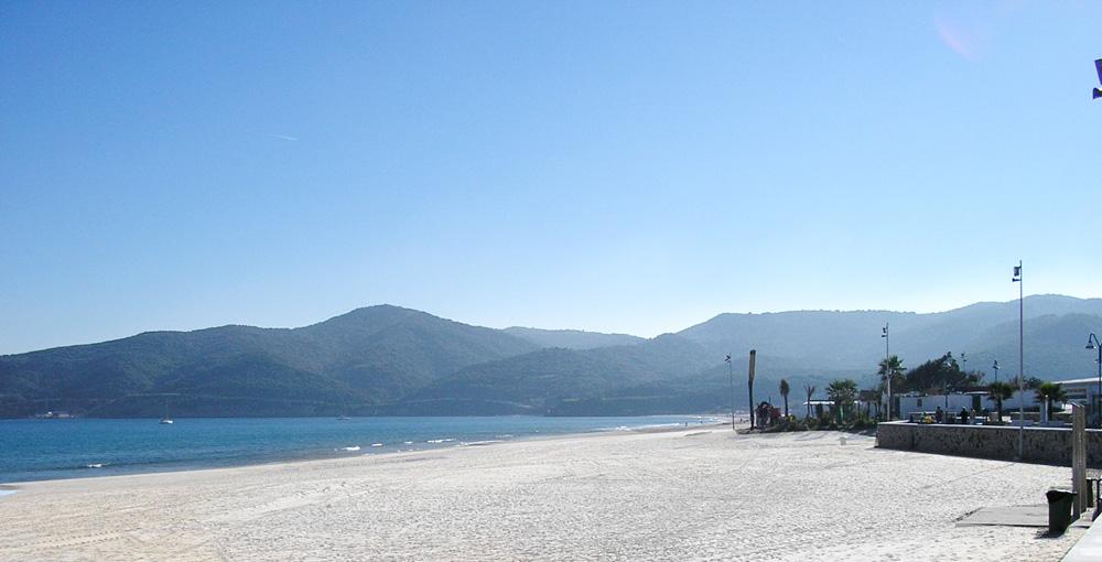 Playa de Getares  Wikipedia la enciclopedia libre