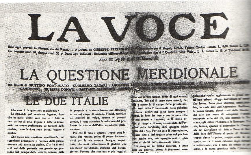 La Voce (periodico) Wikipedia
