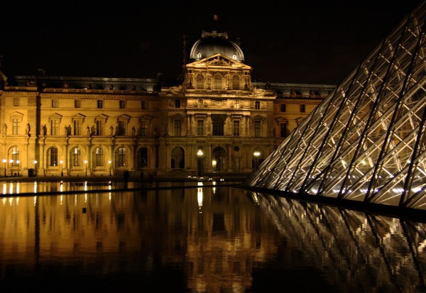 Louvre Museum Paris France