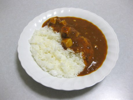 Mabo curry Housefoods User:NEON_ja