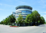 English: Headquarters of the Pilz GmbH & Co. K...
