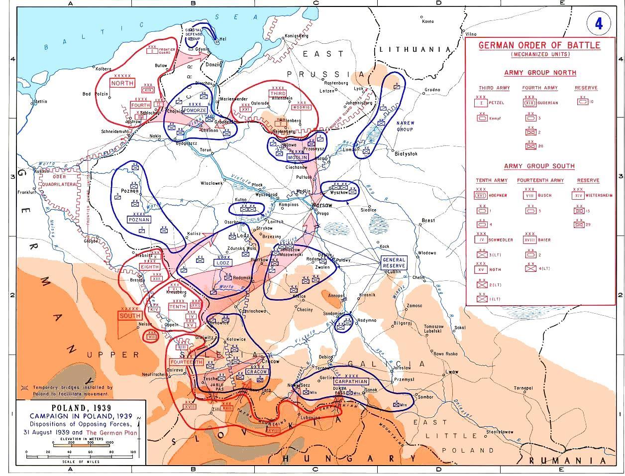 Campaign in Poland, 1939