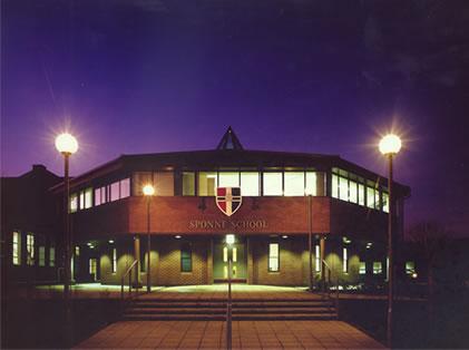 Sponne School  Wikipedia