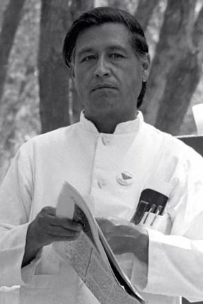 Cesar Chavez Day, born 1927, Yuma, AZ.