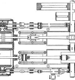 simple steam engine diagram [ 1171 x 747 Pixel ]