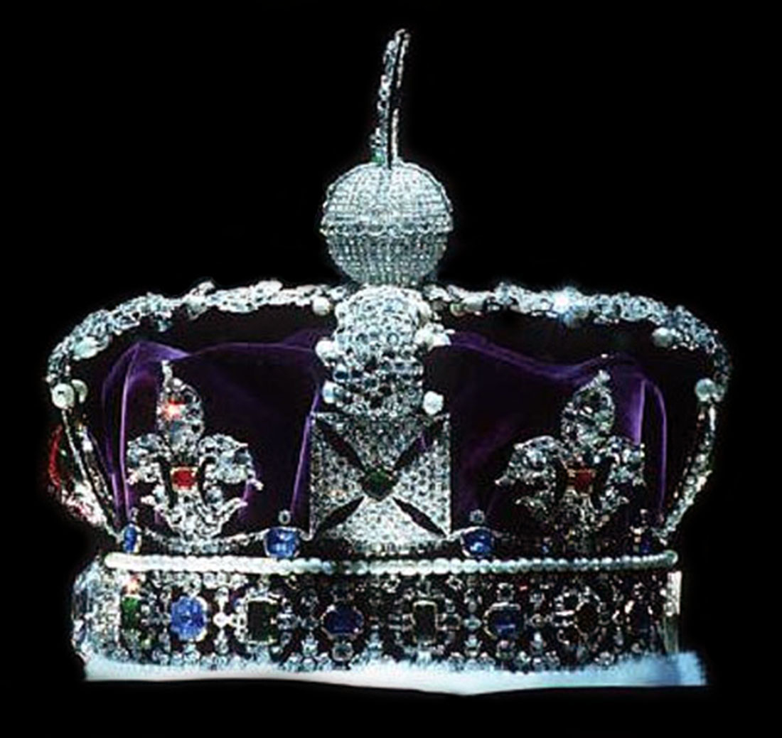 Crown Jewels - Tower of London
