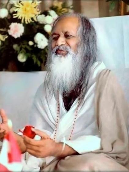 Maharishi Mahesh Yogi-Founder of Transcendental Meditation Mantras