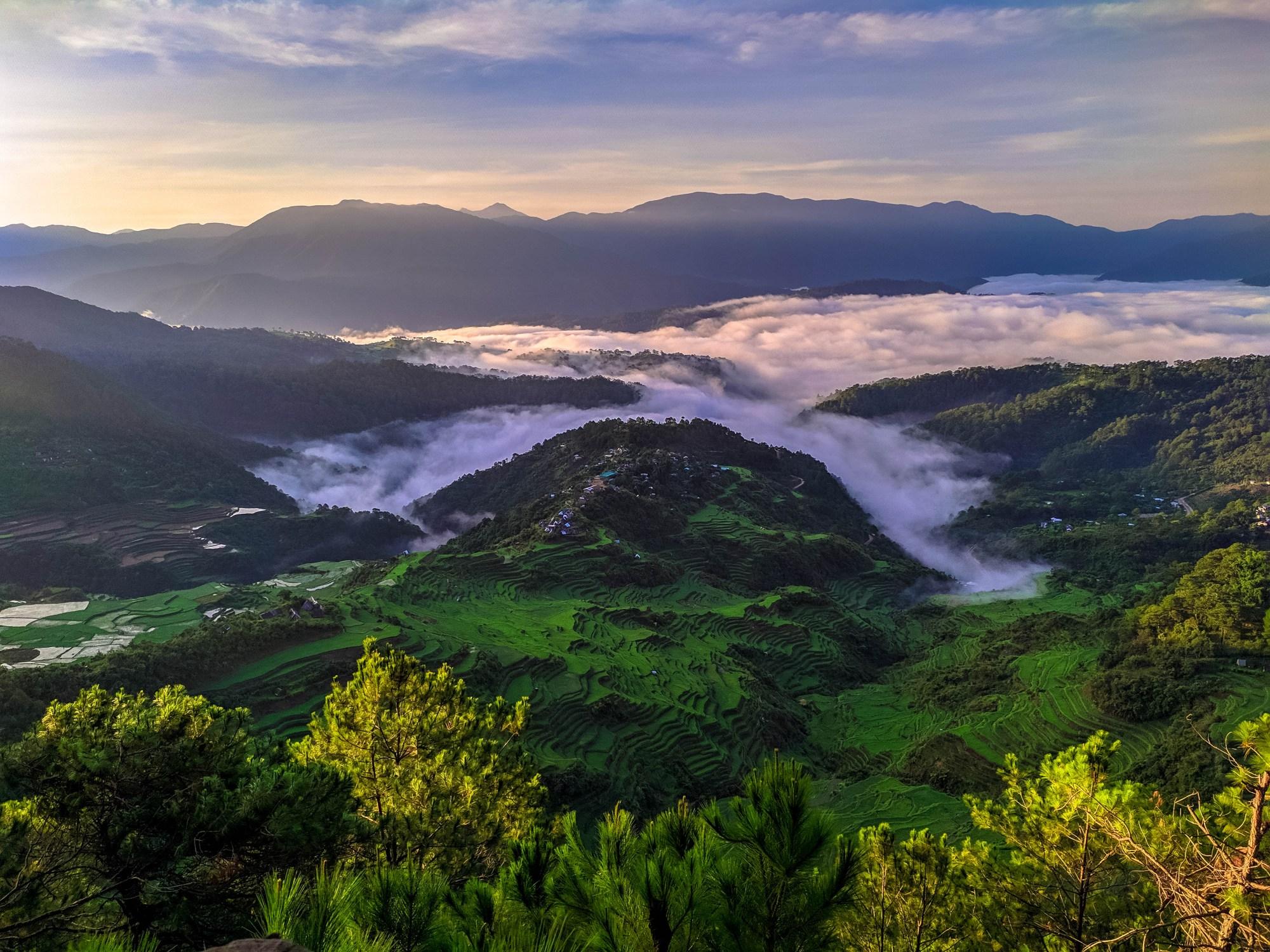 hight resolution of Mountain Province - Wikipedia