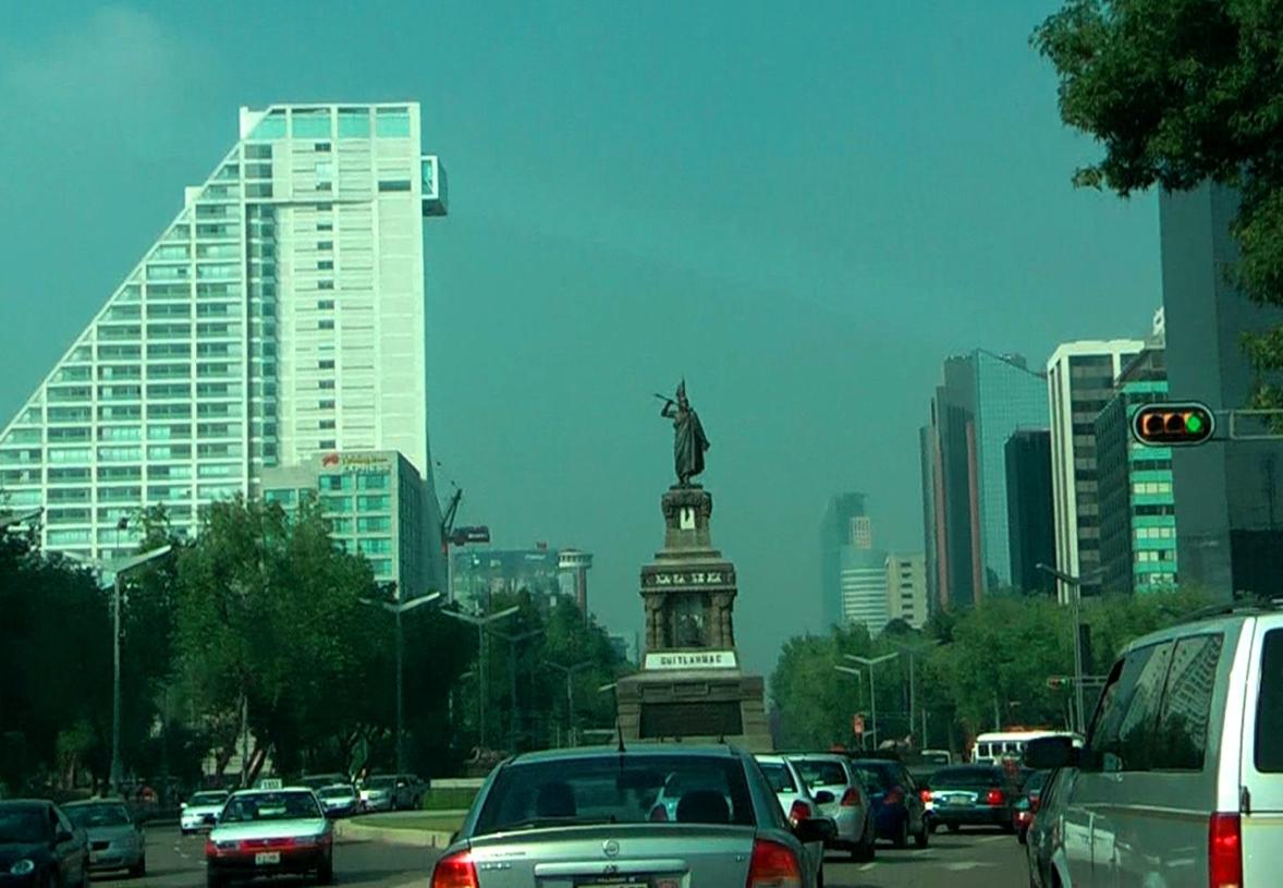 MexikoStadtZona Rosa  Reisefhrer auf Wikivoyage