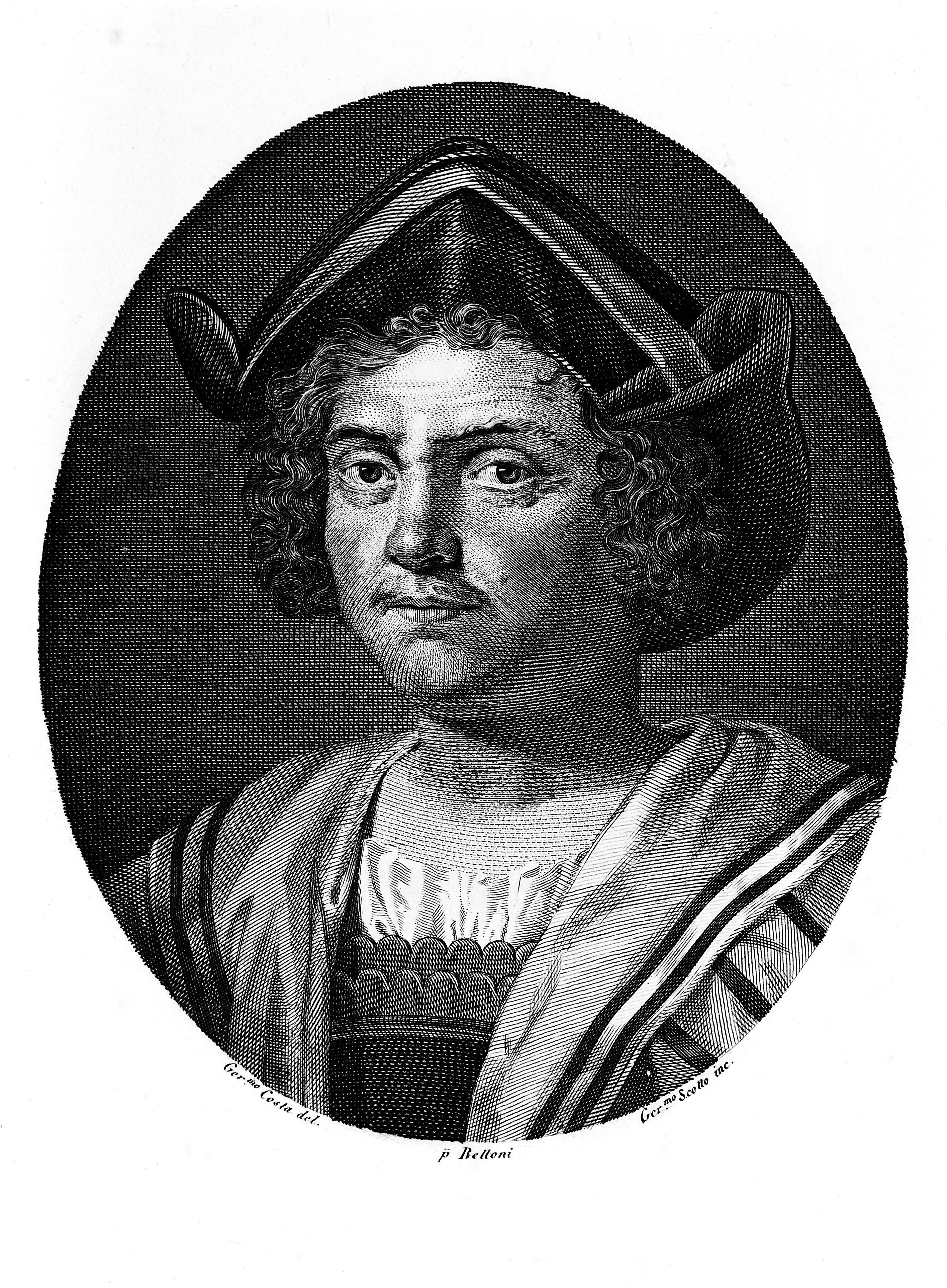 File Portrait Of Christopher Columbus Wellcome M
