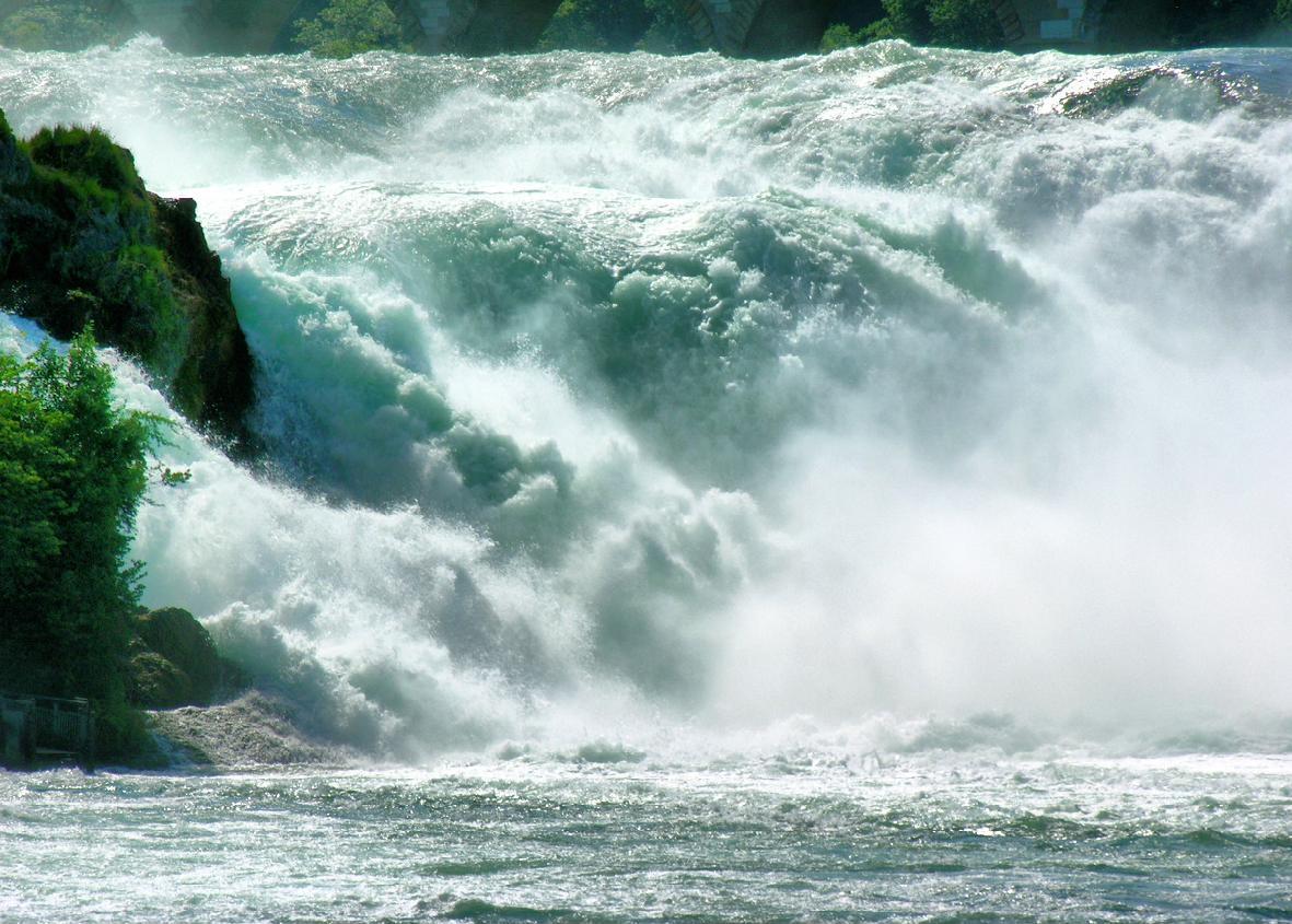 Fall River Wallpaper Cataratas Del Rin Wikipedia La Enciclopedia Libre