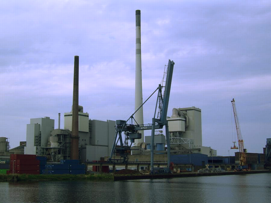 Coal Power Plant - Germany