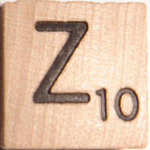 Scrabble-tile