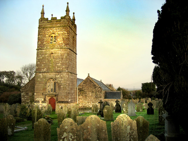 St Endellion's Church