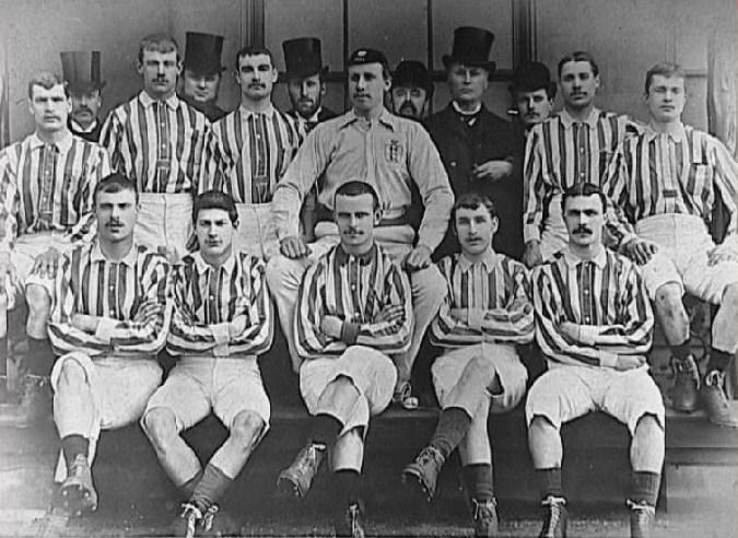 La squadra del 1888