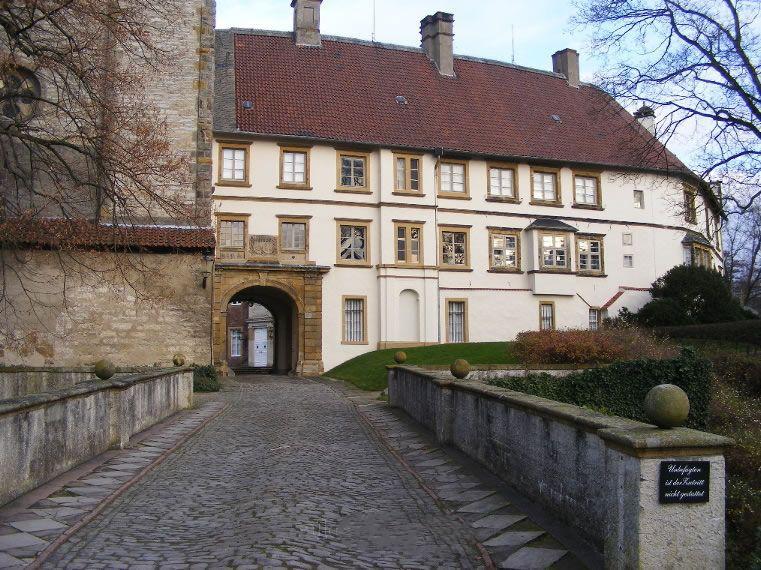 Schloss Rheda  Wikipedia