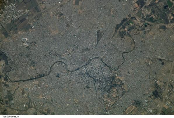 Mapa Satelital de Córdoba Capital : Foto