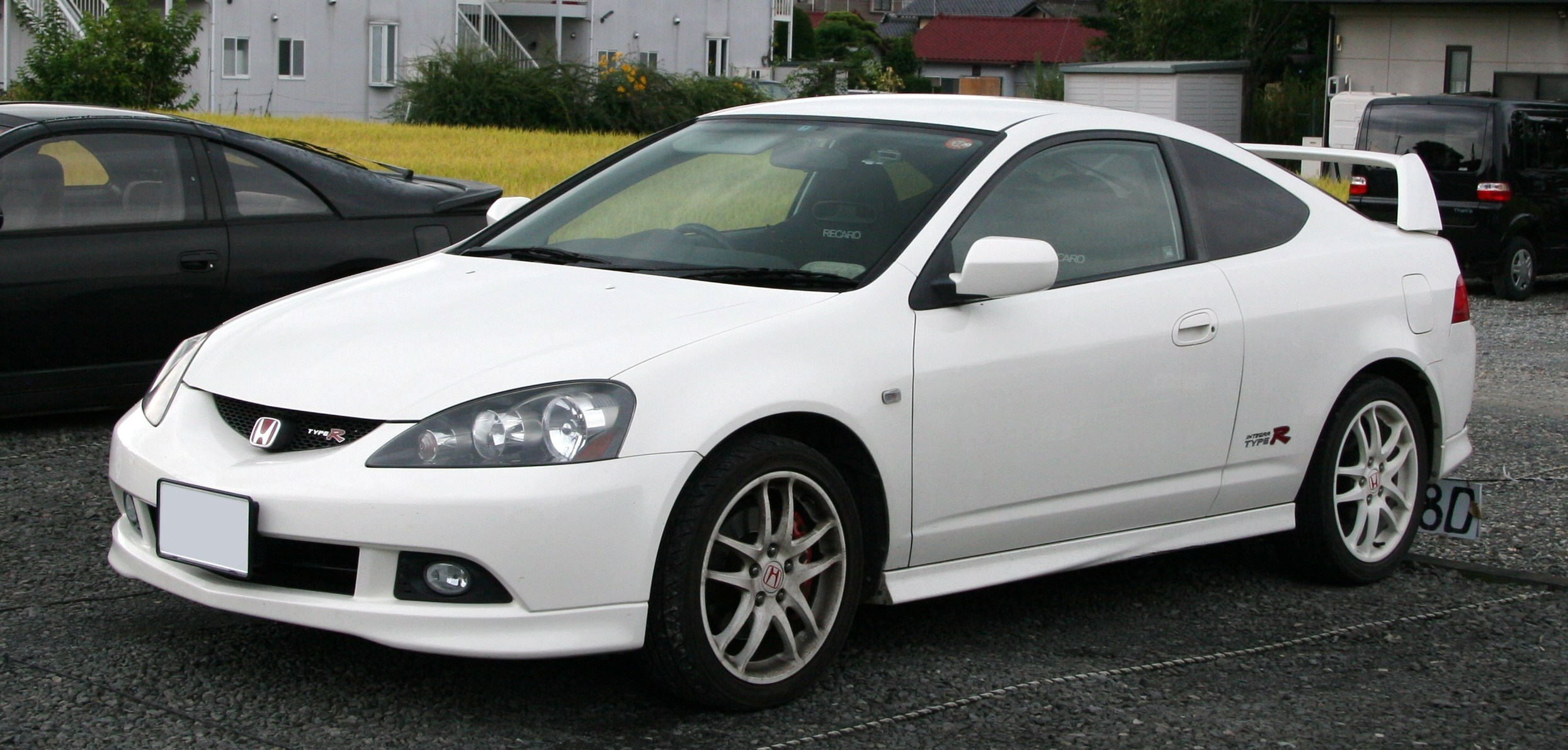 2001 Acura Integra Type R Front