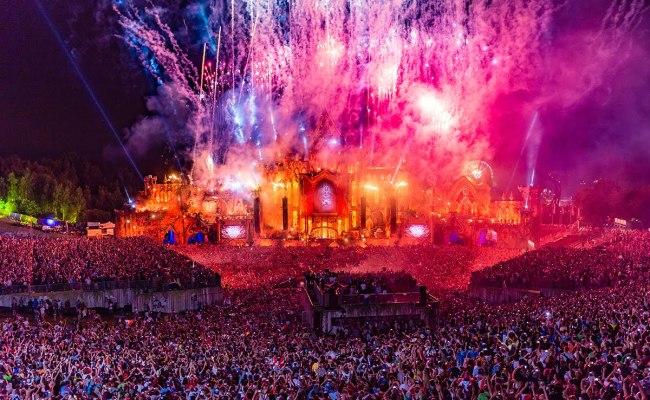 Tomorrowland Festival Wikipedia