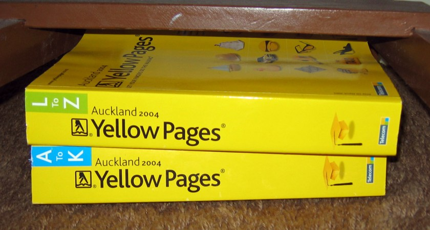Yellow Page Advertising