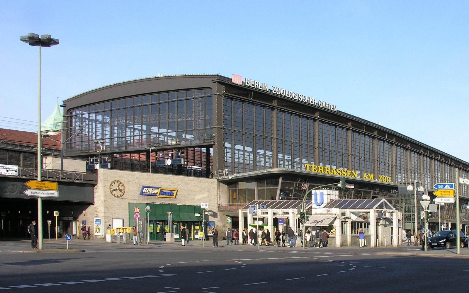 Stazione Di Berlin Zoologischer Garten Wikiwand