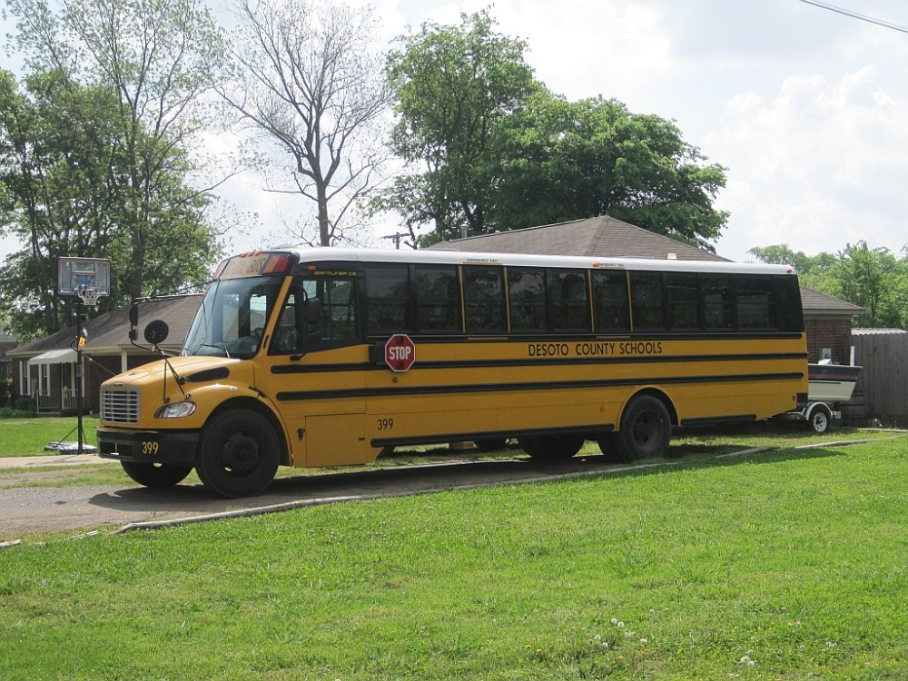 medium resolution of thomas saf t liner c2 school bus in mississippi