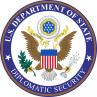 Image result for us dept of state diplomatic security