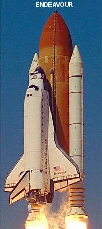 Endeavour Launch