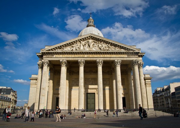 Pantheon De Paris