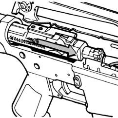 M16 Exploded Diagram 1998 Honda Crv Wiring M16a2 Bolt Carrier Circuit Maker