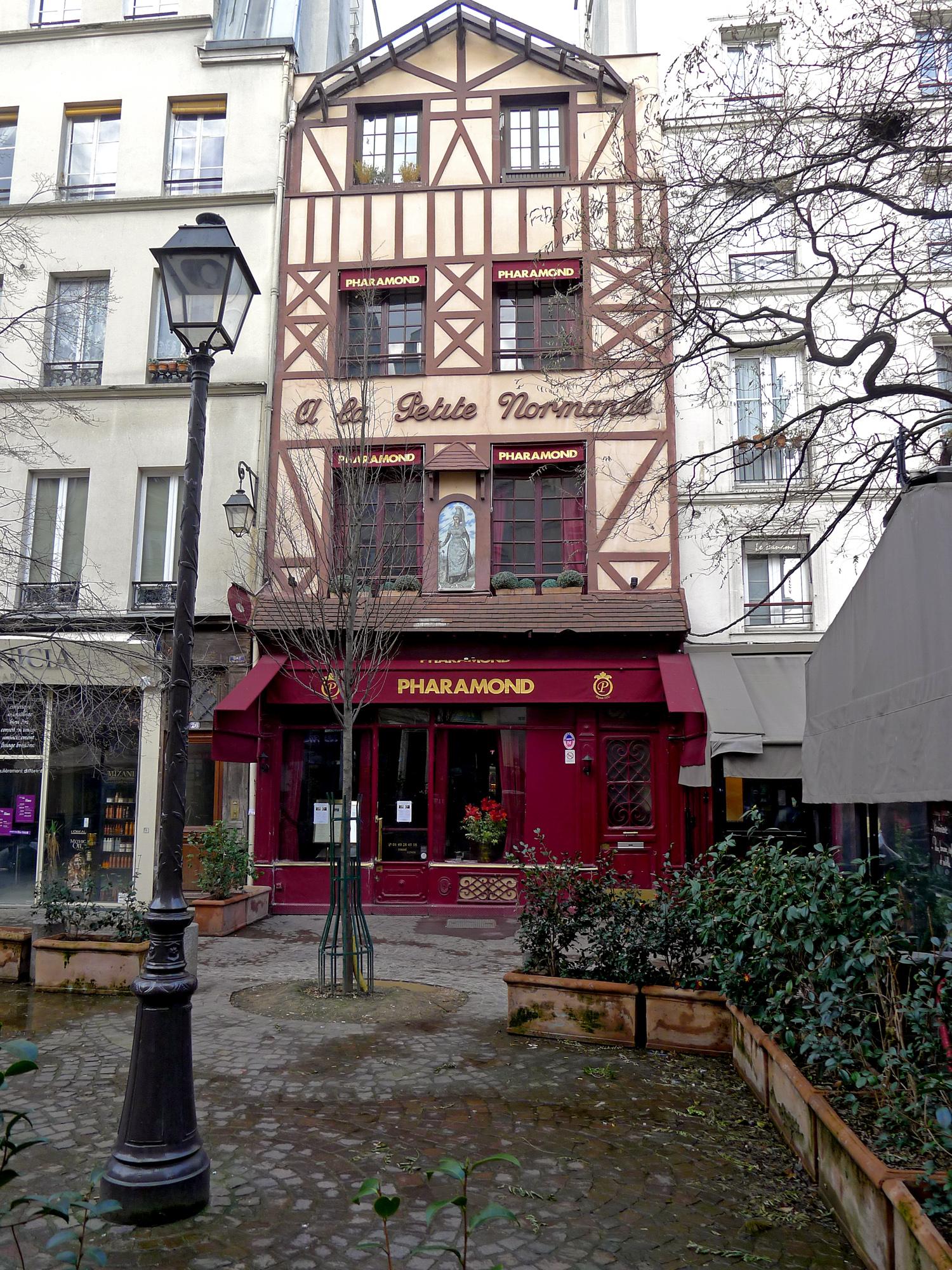 Pharamond restaurant  Wikipdia
