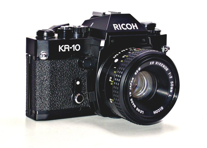 Image result for ricoh KR-10
