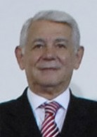 English: Romanian politician Teodor Meleşcanu,...