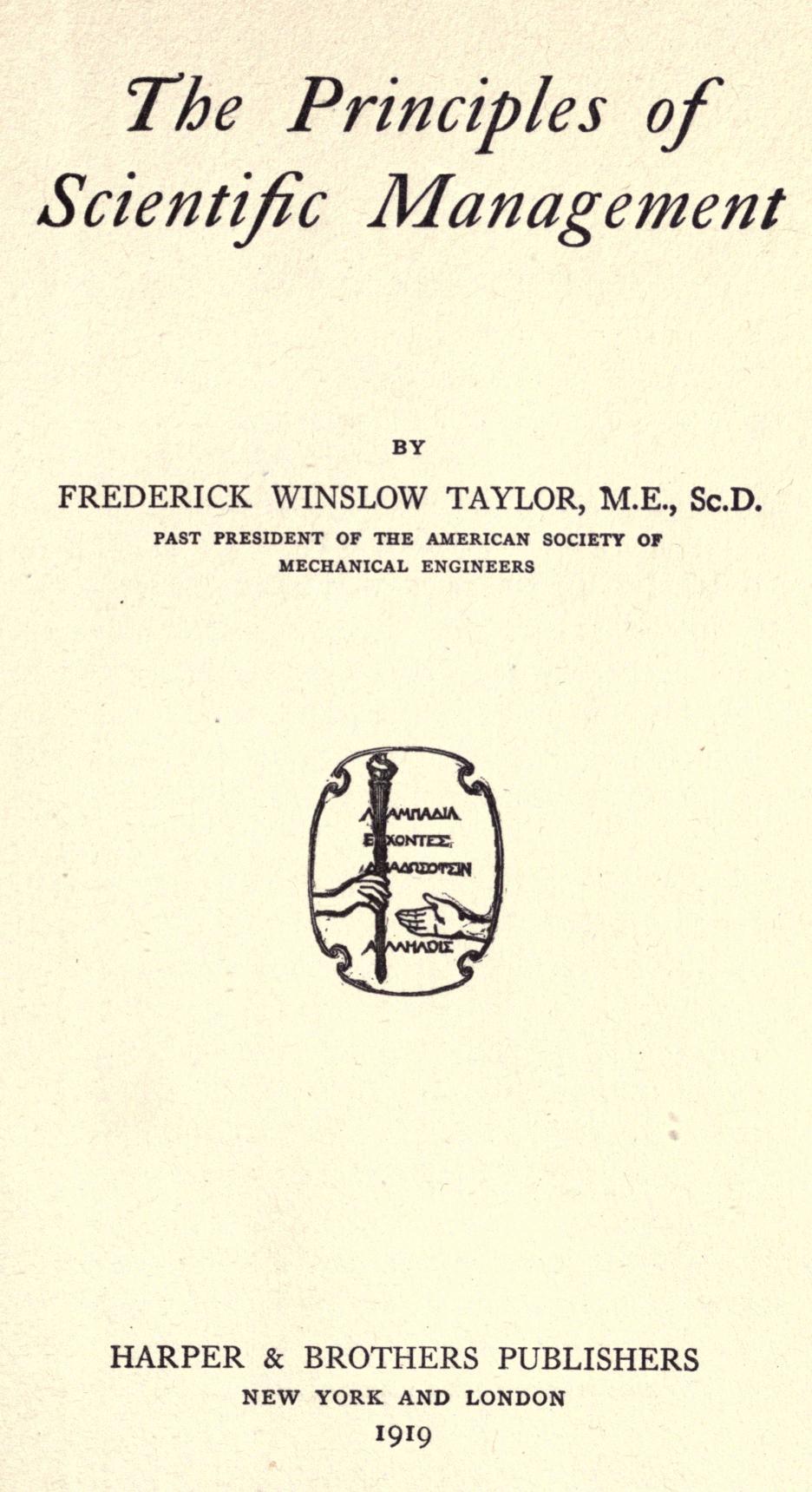 hight resolution of taylor scientific method diagram