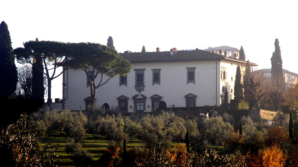 Villa medicea di Marignolle  Wikipedia