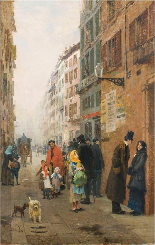 Luigi Rossi painter  Wikipedia