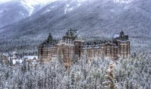File Banff Springs Hotel - Fall Wikimedia Commons