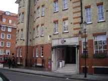 File Entrance Myhotel Ixworth Place Chelsea - Geograph