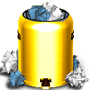 Exquisite trashcan recolored