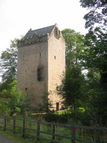Scottish Tower Houses