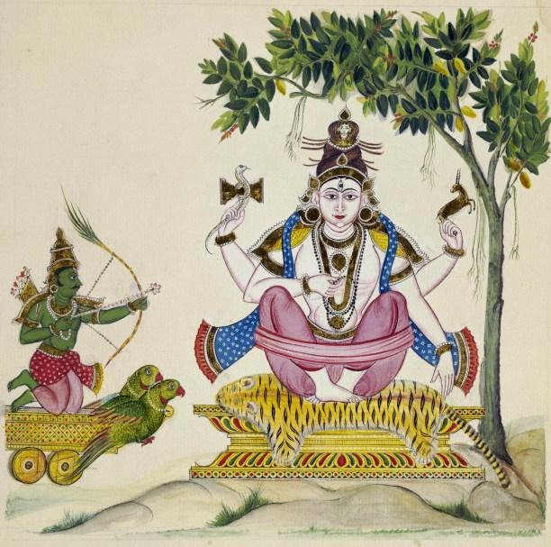 indian cupid kamdev