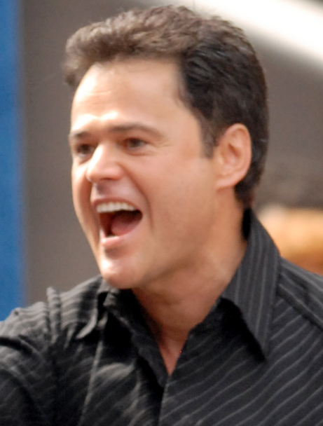 Call Me A Bad Girl Deaf Guy Meme : Donny, Osmond, Wikipedia