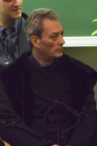 Paul Auster on 19 september 2007.