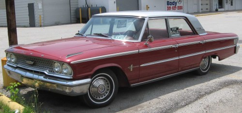small resolution of 1966 ford galaxie suspension