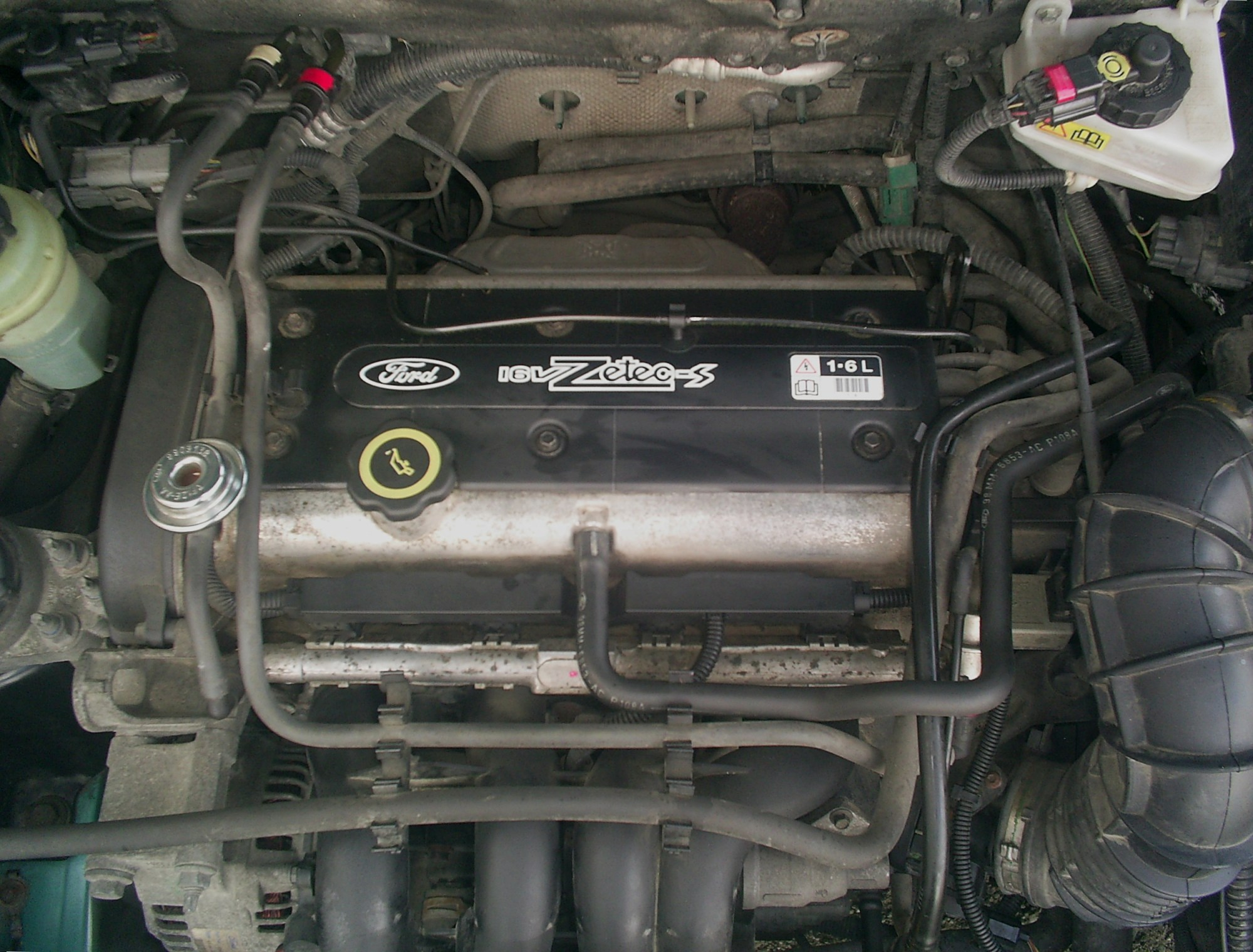 hight resolution of ford zetec engine