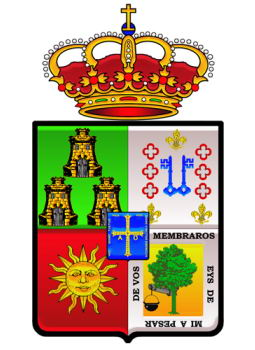 Coat of arms of Aller