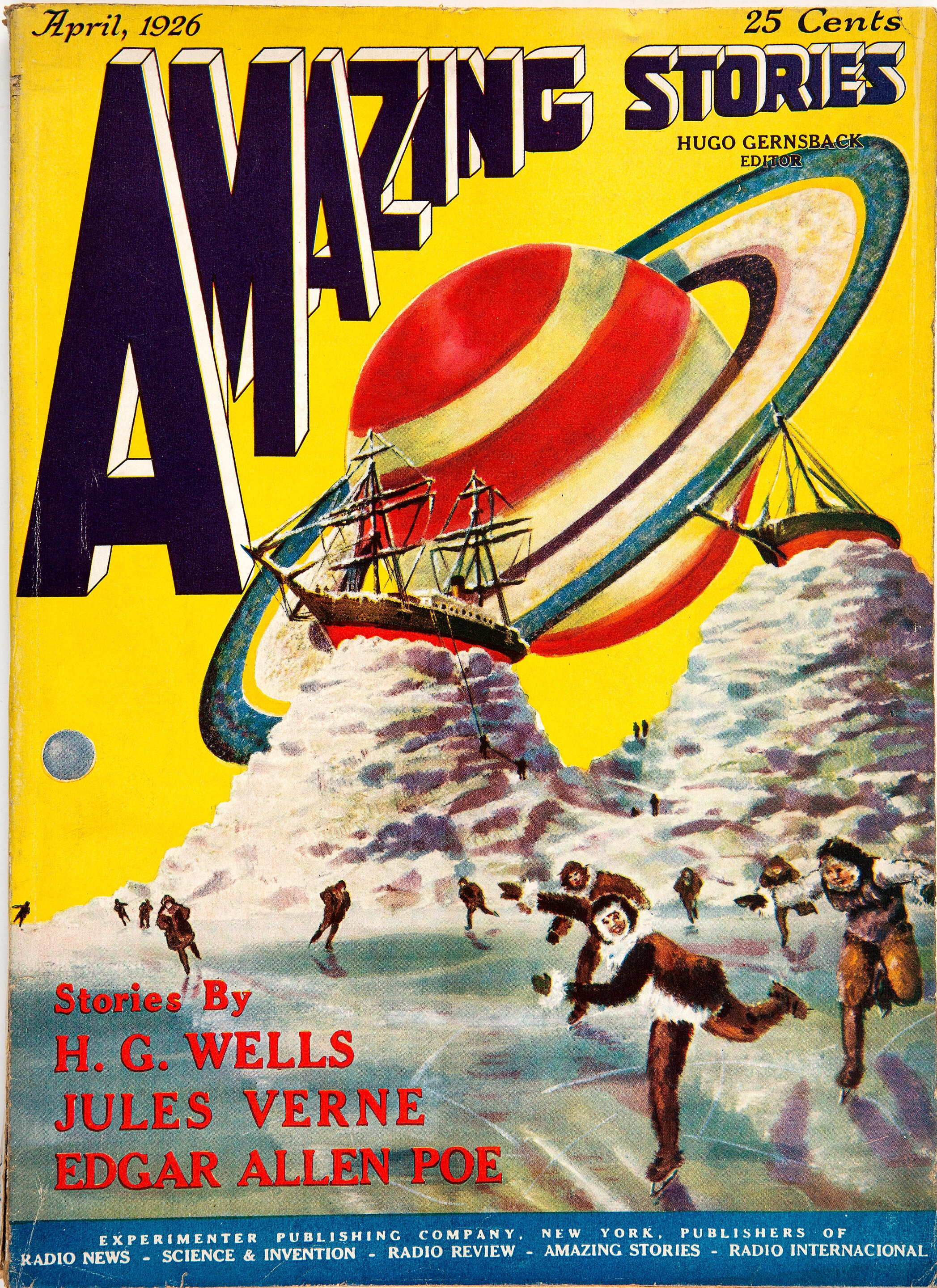 History of US science fiction and fantasy magazines to 1950  Wikipedia