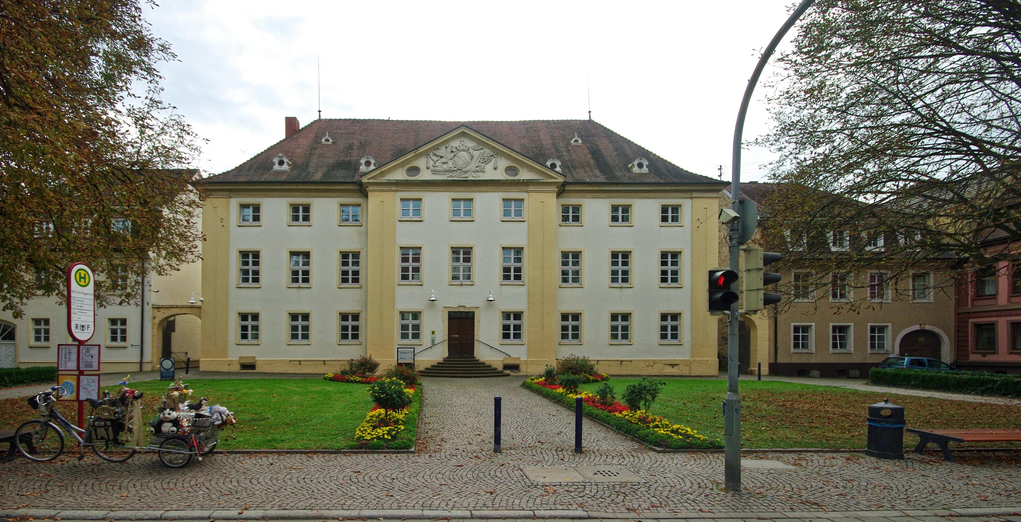 Resultado de imagen de amtsgericht Emmendingen