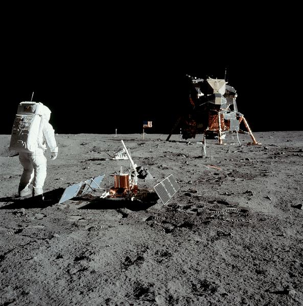 Apollo 11_Buzz Aldrin