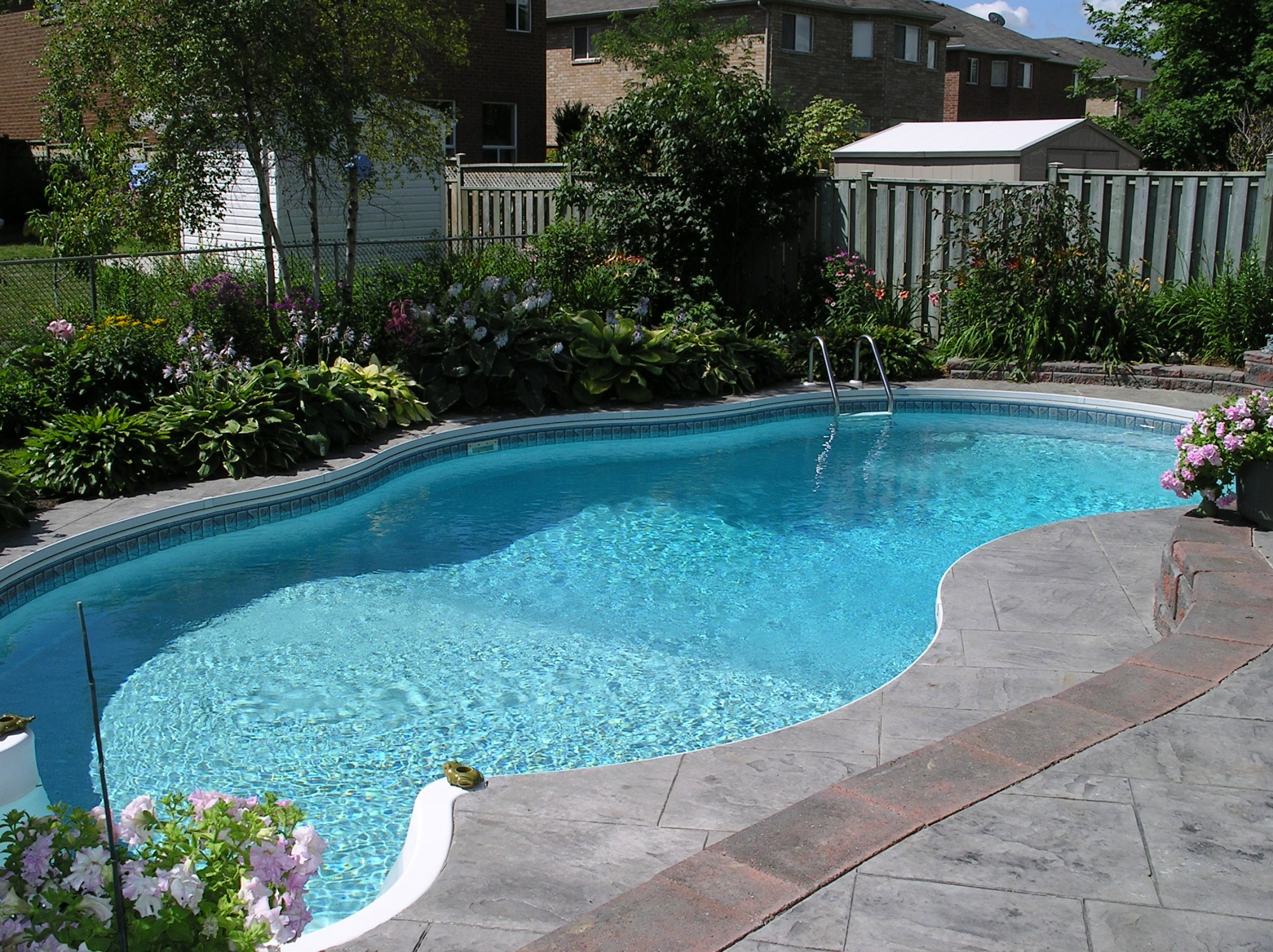hight resolution of hot tub concrete diagram